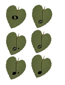 Music Addition Leaves