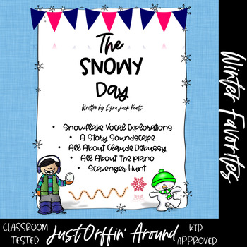 Music Adventures: The Snowy Day