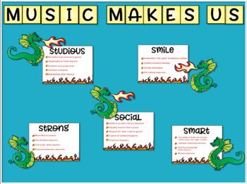 Music Advocacy Bulletin Board