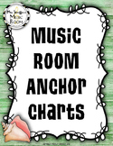 Music Anchor Charts {Hawaiian Beach}
