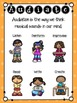 Music Anchor Charts for the MLT Inspired Classroom: Polka Dots