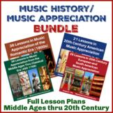 Music Appreciation BUNDLE