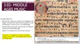 Music Appreciation Medieval and Renaissance Unit Presentation
