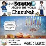Music around the World- Hanukkah