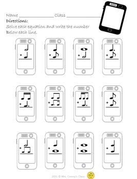 Elementary Music Assessments {5th Grade Music Assessments}