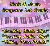 Music & Audio Computer Lab Combo