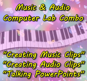 Music & Audio Computer Lab Combo