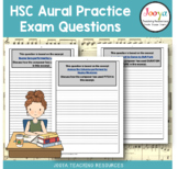Music Aural Exam Practice Questions