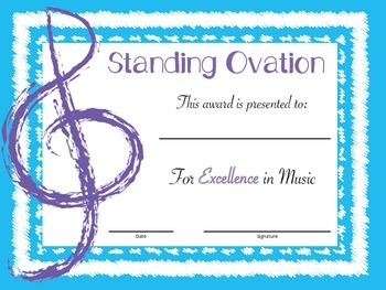 music awards for elementary students by newenglandteacher tpt