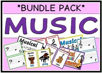 Music (BUNDLE PACK)