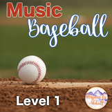 Music Baseball, level 1
