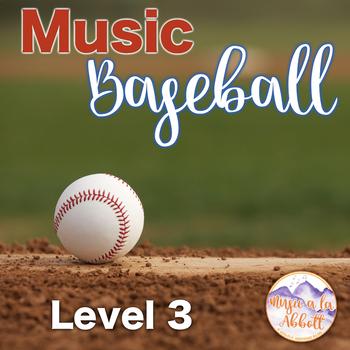 Music Baseball, level 3