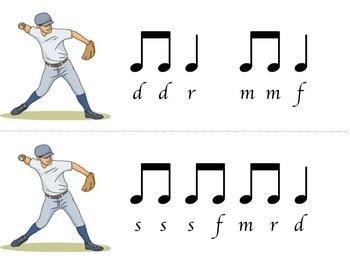 Music Baseball, level 4