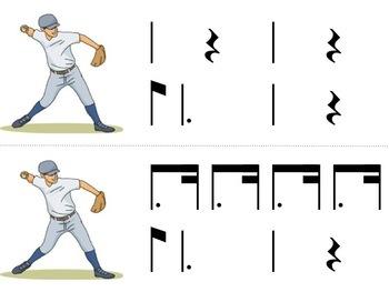 Music Baseball, level 5