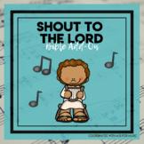 Music Bible Add-On Mini Unit Lessons