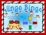 Music Bingo: Jingo Bingo Christmas