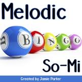 Music Bingo {Melody: So and Mi}