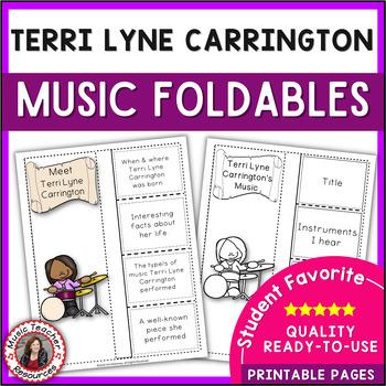 Music: Jazz Musicians - Terri Lyne Carrington- Music Listening