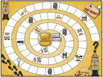 Music Board Game- Grand Staff Notes