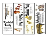 Music Bookmarks
