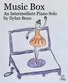 Music Box - Intermediate Piano Solo