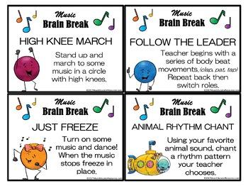 Music Brain Breaks