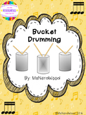 Music Bucket Drumming Unit