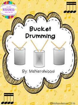 Music  Bucket Drumming Unit