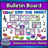 Music Bulletin Board:  DONUT Stop the Music