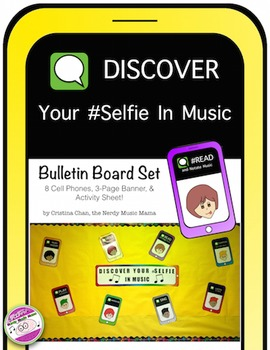 Music Bulletin Board Discover Your #Selfie In Music & Smartphones