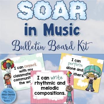 Music Bulletin Board: I Can Soar in Music