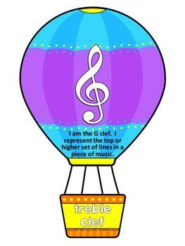 Music Bulletin Board - Soaring Through Symbols