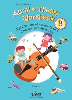 Music Bumblebees Aural & Theory Workbook B Studio Licence - Digital Download