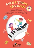 Music Bumblebees Aural & Theory Workbook A Studio Licence - Digital Download
