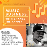 Music Business w/ Chance the Rapper