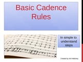 Music: Cadences Explained Ppt