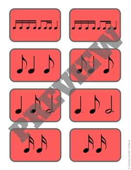 Music Card Game - Rhythm War