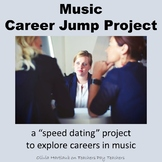 Music Career Jump Project