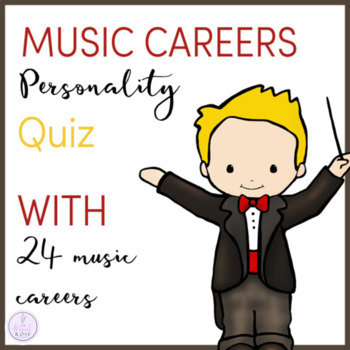 Music Careers Personality Quiz