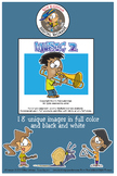 Music Cartoon Clipart Volume 2