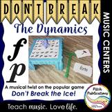 Music Center: Don't Break the Dynamics! - Dynamics Symbol