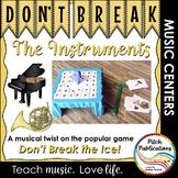 Music Center: Don't Break the Instruments! - Instrument Fa