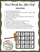 Music Center: Don't Break the Pitches! - Alto Clef Pitch Note Reading Game