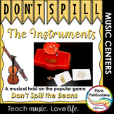 Music Center: Don't Spill the Instruments! - Instrument Fa