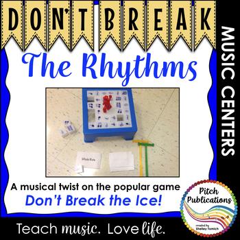 Music Center: Don't Break the Rhythms! - Rhythm Game