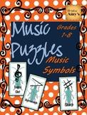 Music Symbols Puzzle