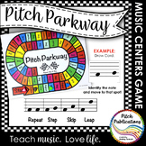 Music Centers: Pitch Parkway - Repeat, Step, Skip, Leap (also version no leap).