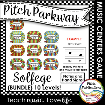 Solfege Activities Teaching Resources | Teachers Pay Teachers