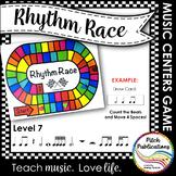 Music Centers: Rhythm Race Counting Edition Level 7 - Rhythm Game