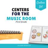 Music Centers Set {1st Grade}